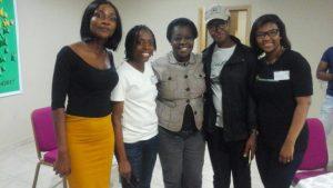 Humanistas africanos en Lagos, Nigeria